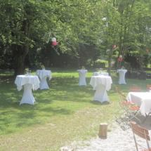 StuhlHussenWorld Kaffee und Kuchen für Hochzeit im Stadl des Waldhaus zur alten Tram in Strasslach