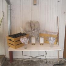 StuhlHussenWorld Hilfsmittel für die Hochzeit im Stadl des Waldhaus zur alten Tram in Strasslach